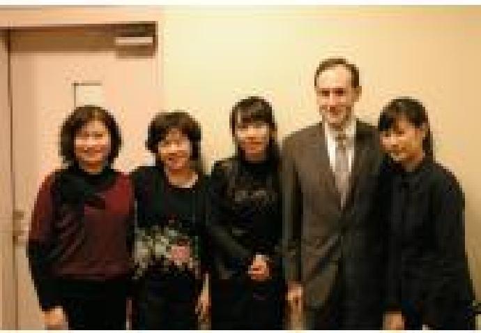 東海大學音樂系至日本德島文理大學冬令營交流